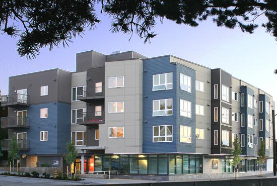 Multi Family Property Development : Gramor commercial and multi family real estate